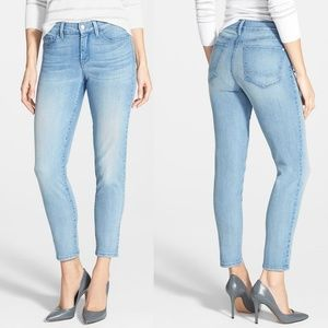 NEW NYDJ Clarissa Stretch Skinny Ankle Jeans